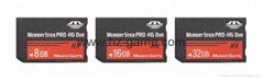 Speed MS Memory Stick Pr