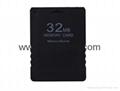 32/64/128 MB存儲空間存儲卡單元數據棒索尼PS2控制臺視頻遊戲 1