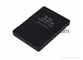 32/64/128 MB Storage Space Memory Card Unit Data Stick for Sony PS2 Video Game