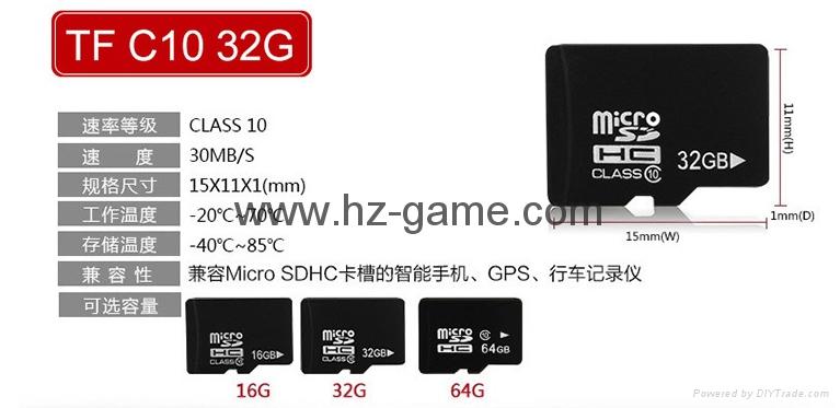 32/64/128 MB存储空间存储卡单元数据棒索尼PS2控制台视频游戏 10