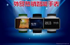 新款分离式蓝牙插卡手表手机苹果安卓智能手表