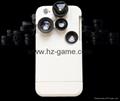 new lens universal rotary camera wide-angle macro fish eye polarizer