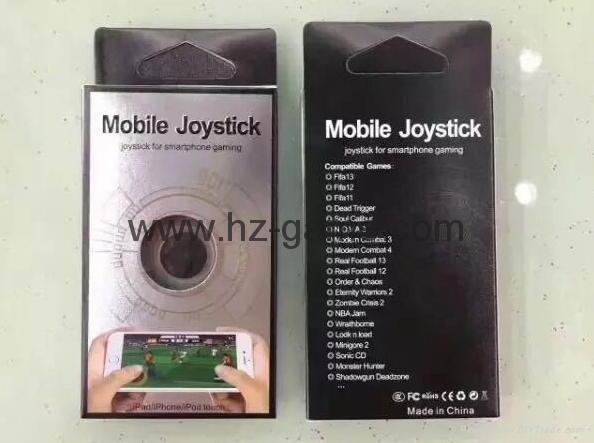 批發  榮耀 遊戲手柄吸盤手機搖桿三代安卓蘋果joystick-it3代 9