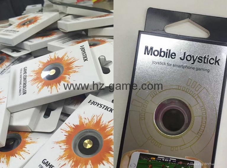 批發  榮耀 遊戲手柄吸盤手機搖桿三代安卓蘋果joystick-it3代 15