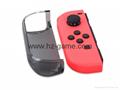 新品Nintendo switch遊戲機手柄水晶盒 switch手柄水晶殼 5