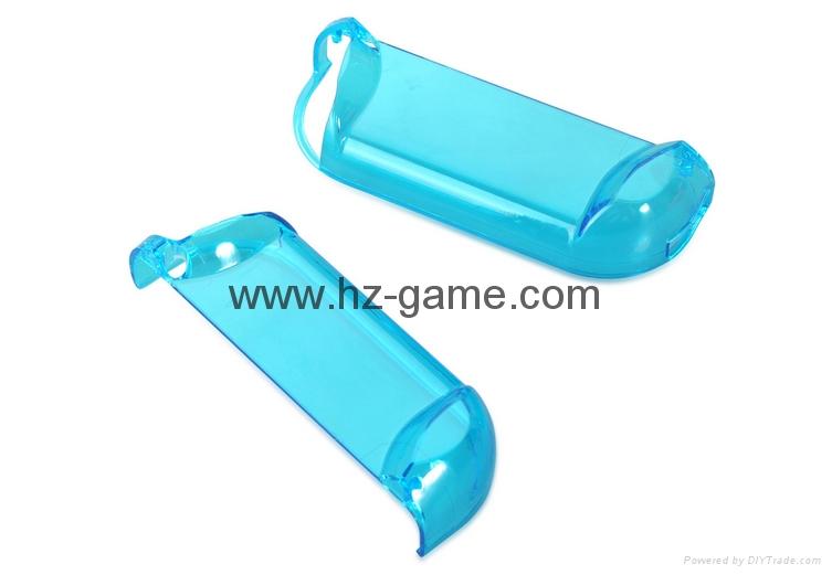 新品Nintendo switch遊戲機手柄水晶盒 switch手柄水晶殼 3