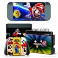 新品Nintendo switch遊戲機手柄水晶盒 switch手柄水晶殼 16