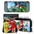 新品Nintendo switch遊戲機手柄水晶盒 switch手柄水晶殼 15