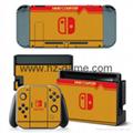 新品Nintendo switch遊戲機手柄水晶盒 switch手柄水晶殼 19