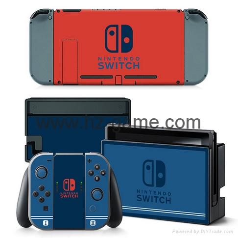 新品Nintendo switch遊戲機手柄水晶盒 switch手柄水晶殼 20