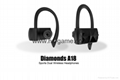new TWS wireless Bluetooth headset diamond A18 sports type hanging ear type