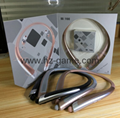new neck-mounted Bluetooth headset HBS-1100 CSR4.1 ultra-clear sound