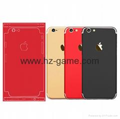 iPhone6/7系列 冰膜后貼 全包保護膜 新款
