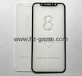 iPhone8钢化玻璃膜 4D