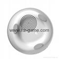New Bluetooth speakersLED Night Light Music Flowerpot Touch Plant Piano 9