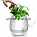 New Bluetooth speakers intelligent music pots inductive creative gifts 18