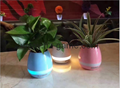 New Bluetooth speakers intelligent music pots inductive creative gifts 20