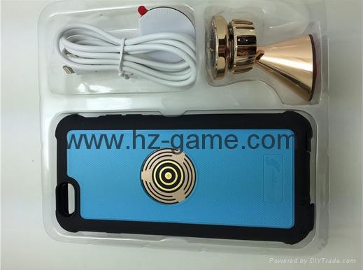 for iphone6S充電手機殼 蘋果7車載充電器 小辣椒新款 智能車充 1