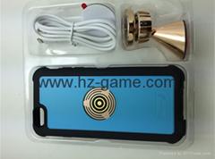 for iphone6S充電手機殼 蘋果7車載充電器 小辣椒新款 智能車充