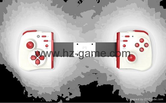 新款    榮耀無線藍牙連接充電遊戲手柄 遊戲手杆 8