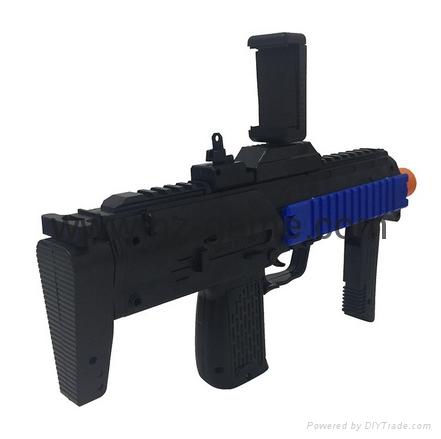 AR GUN增强现实游戏手枪国内一款实物AR手柄 AR游戏手柄手枪 8