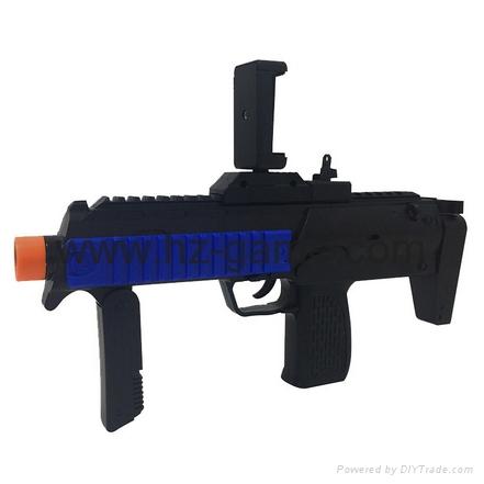 AR GUN增強現實遊戲手槍國內一款實物AR手柄 AR遊戲手柄手槍 9