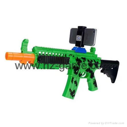 AR GUN增强现实游戏手枪国内一款实物AR手柄 AR游戏手柄手枪 10