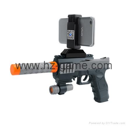 AR GUN增强现实游戏手枪国内一款实物AR手柄 AR游戏手柄手枪 11
