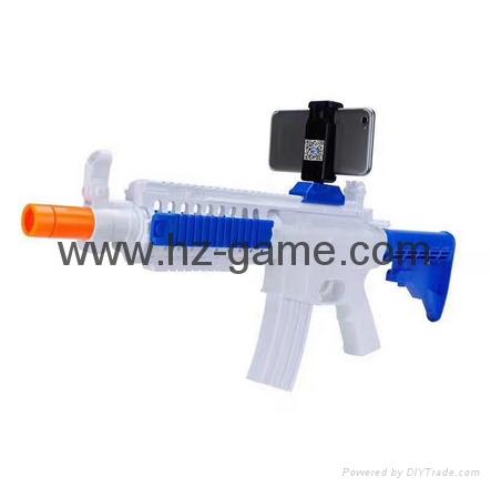 AR GUN增强现实游戏手枪国内一款实物AR手柄 AR游戏手柄手枪 12