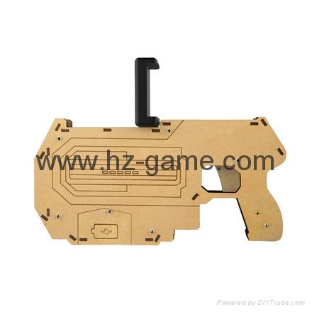 AR GUN增强现实游戏手枪国内一款实物AR手柄 AR游戏手柄手枪 3