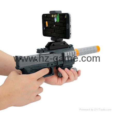 AR GUN增強現實遊戲手槍國內一款實物AR手柄 AR遊戲手柄手槍 13