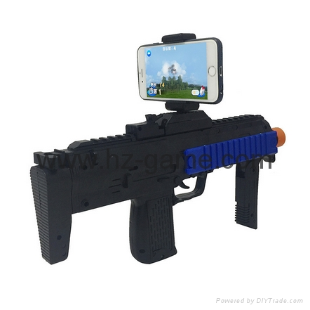 AR GUN增强现实游戏手枪国内一款实物AR手柄 AR游戏手柄手枪 7