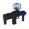 AR GUN enhanced reality game pistol