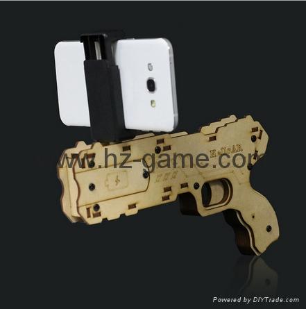 AR GUN增强现实游戏手枪国内一款实物AR手柄 AR游戏手柄手枪 5
