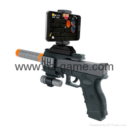 AR GUN增强现实游戏手枪国内一款实物AR手柄 AR游戏手柄手枪 17