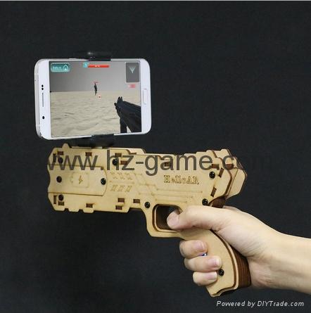 AR GUN增強現實遊戲手槍國內一款實物AR手柄 AR遊戲手柄手槍 19