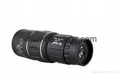 望远镜批发 新款16X52高倍超清双调 单筒望远镜 户外望远