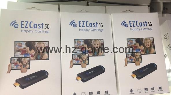 Google push treasure Apple Andrews TV HD line wifi co-screen device hdmi dongle 7