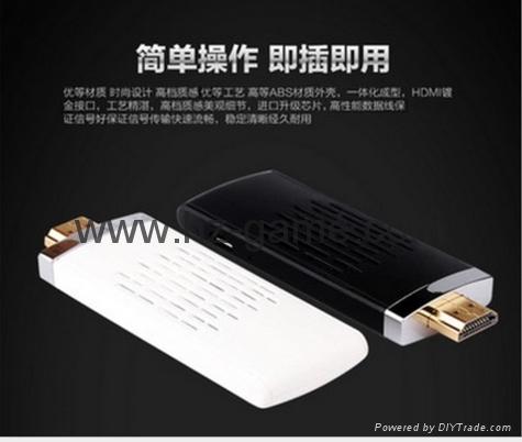 Google push treasure Apple Andrews TV HD line wifi co-screen device hdmi dongle 12