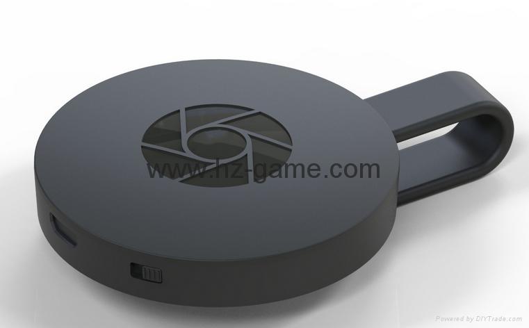 Google push treasure Apple Andrews TV HD line wifi co-screen device hdmi dongle 1