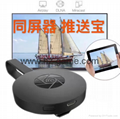 Google push treasure Apple Andrews TV HD line wifi co-screen device hdmi dongle 3