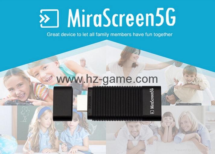 Google push treasure Apple Andrews TV HD line wifi co-screen device hdmi dongle 19