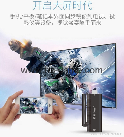 Google push treasure Apple Andrews TV HD line wifi co-screen device hdmi dongle 20
