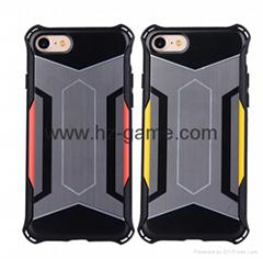 創意新款四角防摔iPhone7手機殼 外貿爆款蘋果6保護套