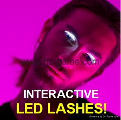 Flashing eyelashes eyelashes glowing eyes glowing eyelashes lanterns