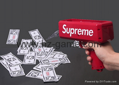 hot sales Money money gun Supreme Money Gun Pistol guns