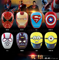 New Cartoon Avenger Iron Man Charger Po12000 mA Large Capacity Polymer
