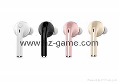 工廠直銷 單邊藍牙耳機4.0 立體聲入耳式 迷你藍牙耳機迷你型