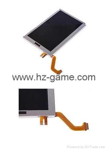 供應3DS XL全新原裝上屏 3ds xl 液晶屏 3DSXL LCD( 10