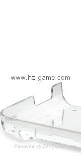 任天堂SWITCH主机硅胶保护套 NS主机蓝光高清膜NX游戏机2合一装 13